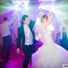 Zabawa przy muzyce dj na wesele